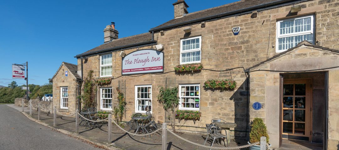 hotel pub restaurant Peak District Hathersage
