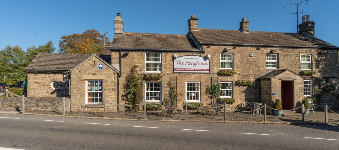 The Plough Inn Hathersage accommodation Derbyshire