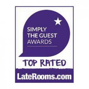 Top Rated Late Rooms Award