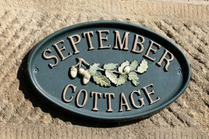 Plough Inn hotel B&B Hathersage Derbyshire September Cottage