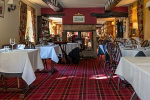 restaurant bookings Hathersage, Peak District, Derbyshire
