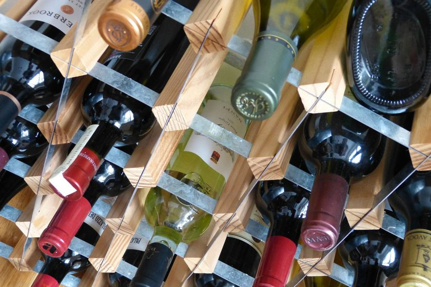 The Plough Inn Restaurant Hathersage, Hope Valley - wine selection