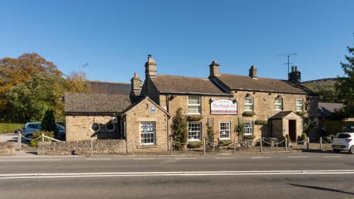 Plough Inn Hotel Restaurant B&B Hathersage, Peak District, Derbyshire