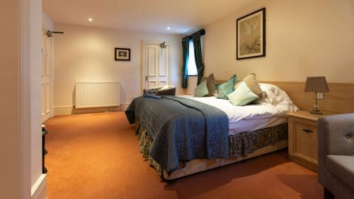 room 4 hotel Hathersage Peak District Derbyshire