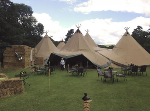 wedding venue events hire Hathersage Peak District